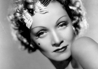HOLLYWOOD - MARLENE DIETRICH
